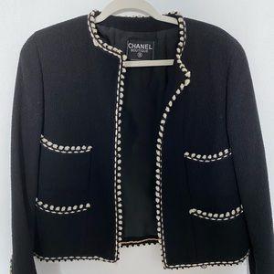 Vintage Chanel Tweed Jacket